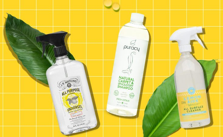 The best organic cleaning products