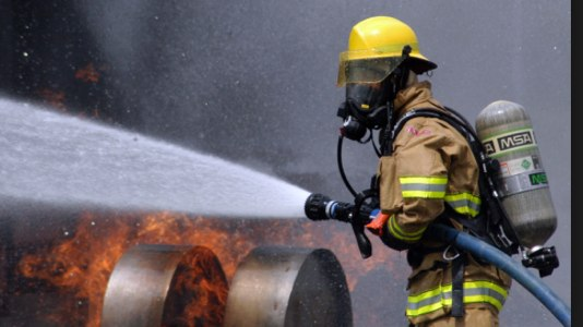 How to become a fire fighter
