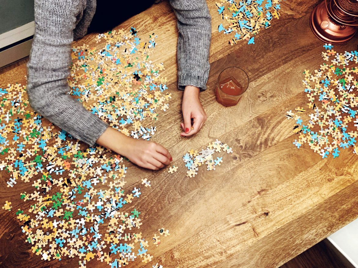 The Legal Jumble and Puzzles