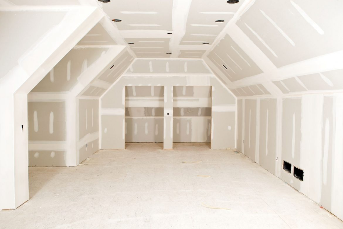 Benefits of using gypsum board in your house