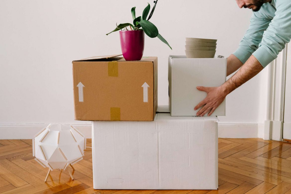 Practical preparations while moving from one place to another