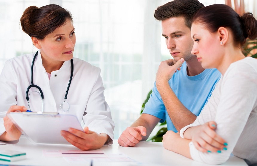 Role of a fertility specialist