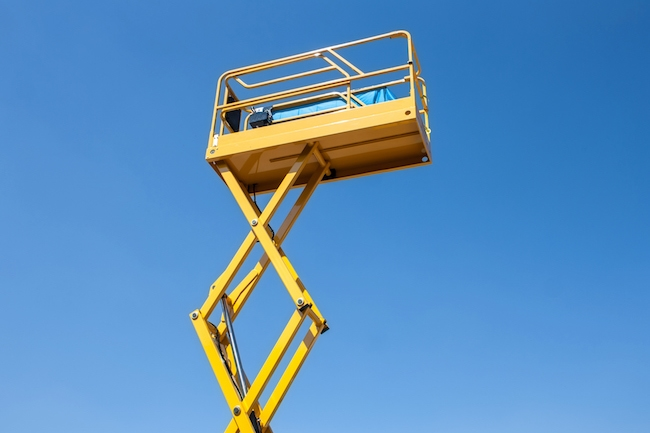 Things you should answer before selecting a scissor lift