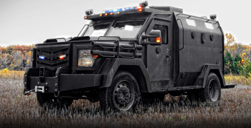 Where to use armored cars